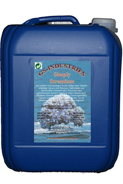 Simply Strontium 5 Liter