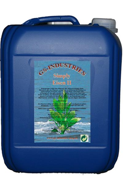 Simply Eisen II 5 Liter