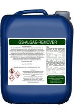 GS-ALGAE-REMOVER - 1-Komponenten-Chlordioxidlösung zur Wasserbehandlung auch für Springbrunnen