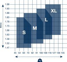 2-Punkt-Auffanggurt, Westenstil, DBI-SALA® ExoFit™ NEX