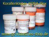 Korallenkleber KORA-Flex 2-Komponenten 120 Gramm
