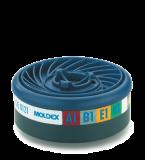 EasyLock® Filter, Gasfilter A1B1E1K1 / VE 10 Stück
